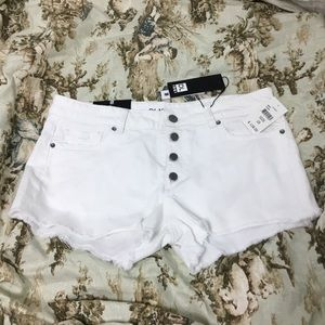 DL1961 Button fly shorts